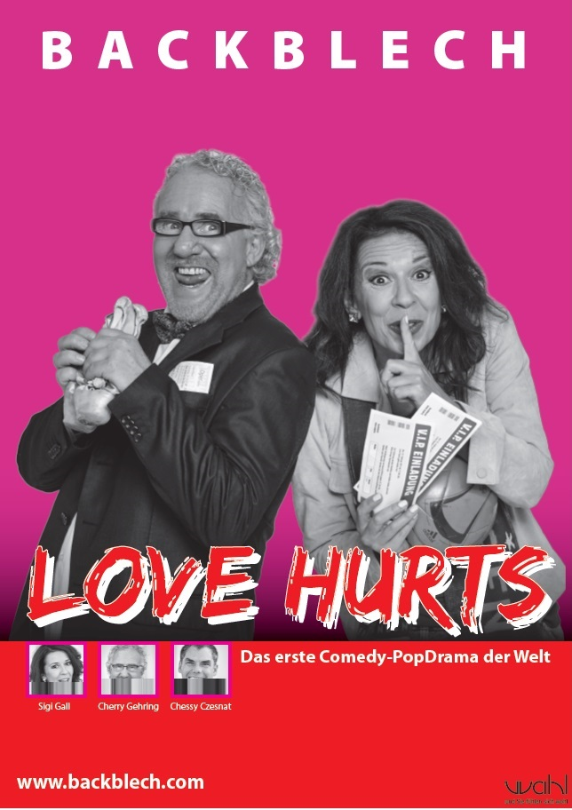 Love Hurts Plakat